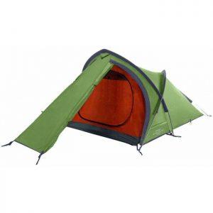 Vango Helvellyn 200 Tent - 2 Person Tent (Pamir Green)