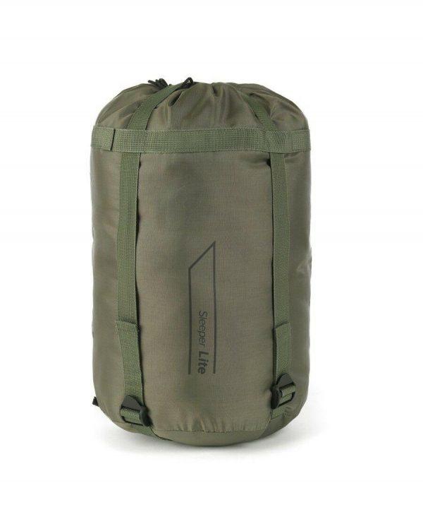 Snugpak Sleeper Lite (Basecamp) Sleeping Bag - Olive Green