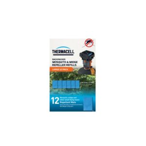 Thermacell Mosquito & Midge Backpacker Repeller Refill - Large 12 Pack