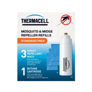 Thermacell Mosquito & Midge Standard Refill Pack