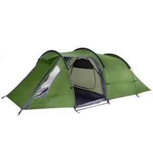 Vango Omega 350 Tent - 3 Person Trekking Tent (Pamir Green)