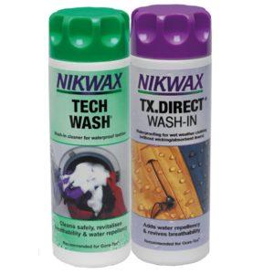 Nikwax Twin Tech Wash/TX Direct Wash In