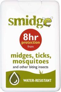 Smidge Pocket Size Midge/Mosquito Repellent