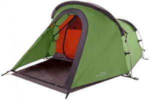Vango Tempest Pro 200 Tent - 2 Person Tent (Pamir Green)