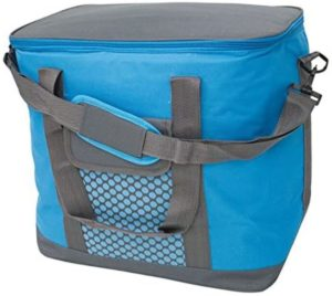 Yellowstone 30L Family Cool Bag - Blue