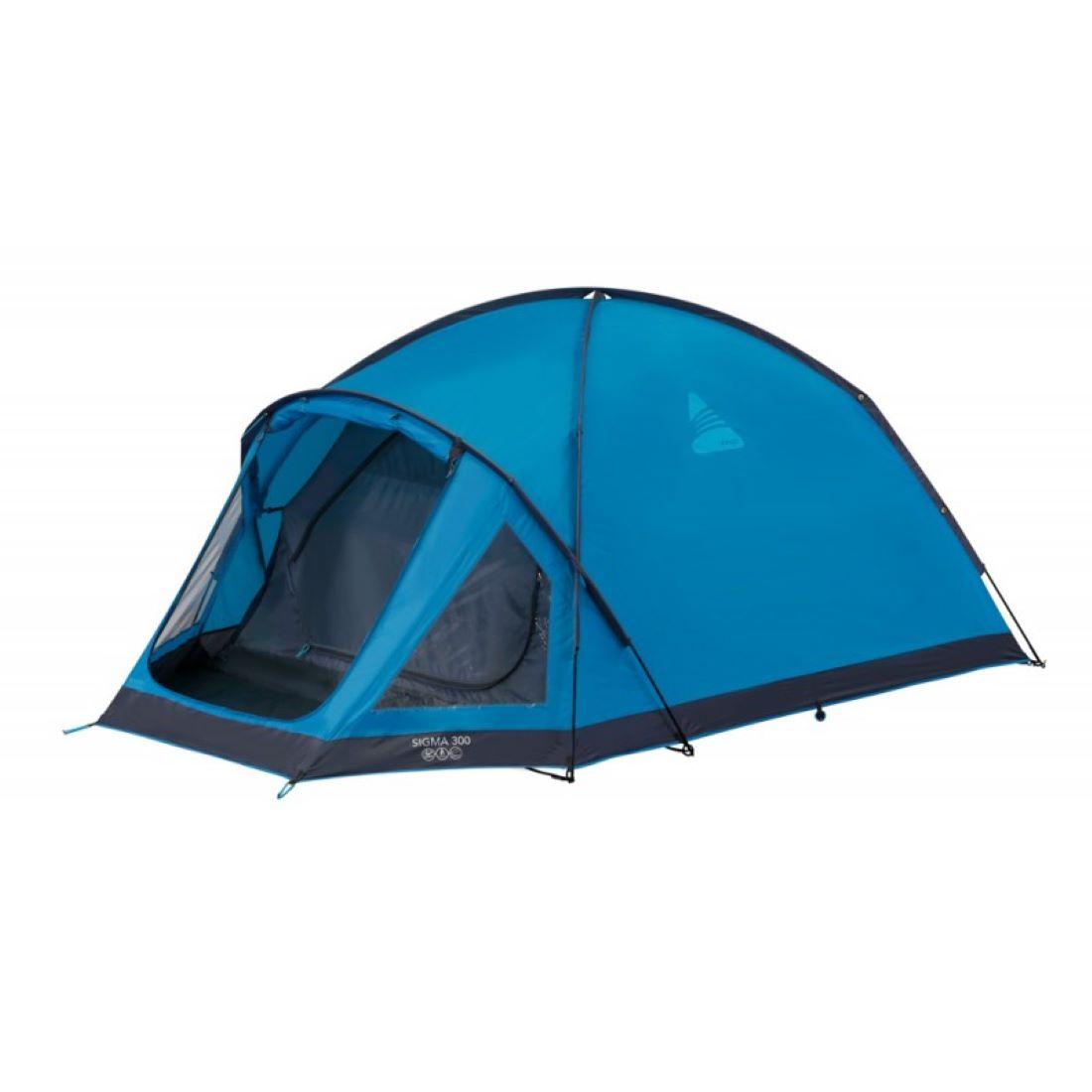 Vango Sigma 300 Tent - 3 Person Tent (River)