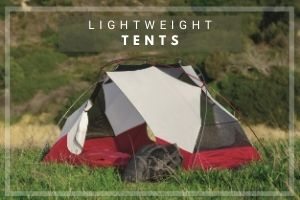 LIGHTWEIGHT TENTS