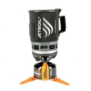 Jetboil ZIP™ Fast Boil Personal Cook System (Carbon)